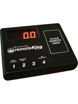 REMOTE TRANSMITTER DUPLICATOR