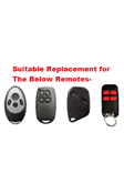 Gryphon/Seip compatible remote