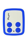 Sea Blue Silicone Cover RFID Enabled R2 Remote