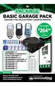 Basic Garage Pack