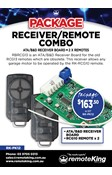 Receiver board pack