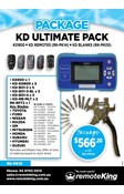 KD Ultimate Package (Includes KD Blades, Remotes and KD Device)