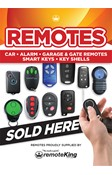 Remote King Remotes Poster A1 2019