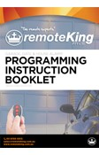 RK Programming Instructions Booklet
